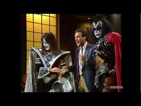 ACE FREHLEY&GENE SIMMONS on The Don Lane Show '80