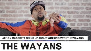 Affion Crockett On Wanting 'The Wayans' To Get More Homage