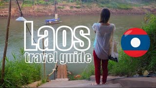 Things to do in Laos Travel Guide, Top Attractions and Lao Cuisine
