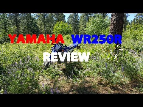 YAMAHA WR250R REVIEW/PERSONAL OPINION OF THE BIKE