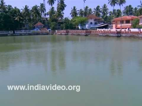 Sree Ramaswamy Temple pond, Kannur