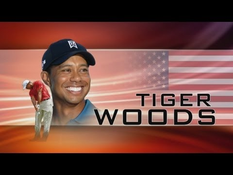 All of Tiger Woods best shots from THE PLAYERS Championship (2013)