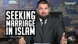 Seeking Marriage in ISLAM - The Deen Show