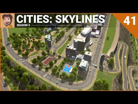 Let's Play Cities: Skylines - Part 41 (Season 3)