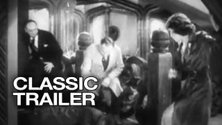 Doctor X Official Trailer #1 - Lionel Atwill Movie (1932) HD
