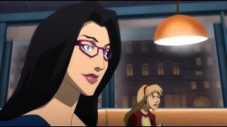 Justice League: Throne of Atlantis: Caught (Superman and Wonderwoman)