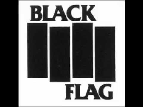Black Flag - White Minority