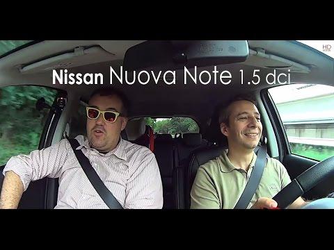 Nissan Nuova Note 1.5 dci il test drive di HDmotori.it