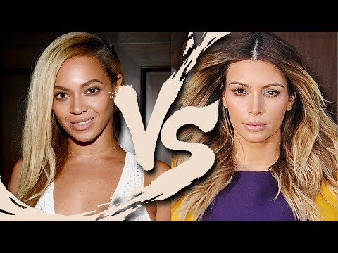Beyoncé Vs Kim Kardashian – The Brilliant Idiots