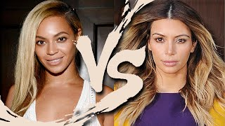 Beyoncé Vs Kim Kardashian - The Brilliant Idiots