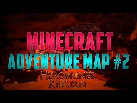 Minecraft Adventure - Herobrine's Return #2