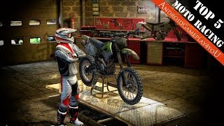 Top 5 Best Android Moto Racing Games 2014 (HD)