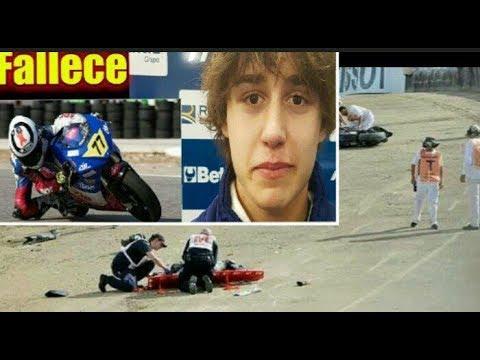 Morreu Andreas Perez, o piloto espanhol de 14 anos- Reale Avintia Racing montmelo Barcelona