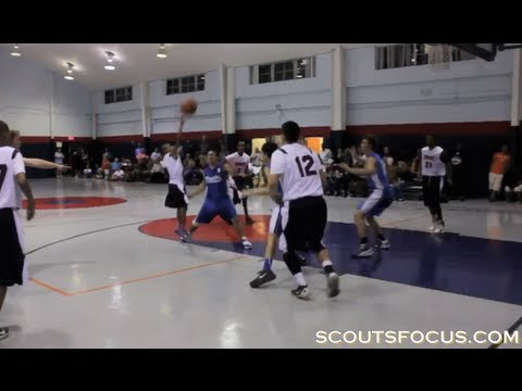"11-Year-Old 4'5"" Prodigy Julian Newman Stars for Downey Christian Varsity Team in Florida"