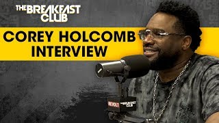 Corey Holcomb Reveals Why He'll Never Be Monogamous