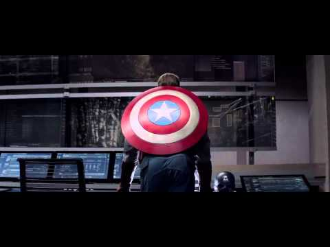 Captain America The Winter Soldier trailer [HD] - Chris Evans
