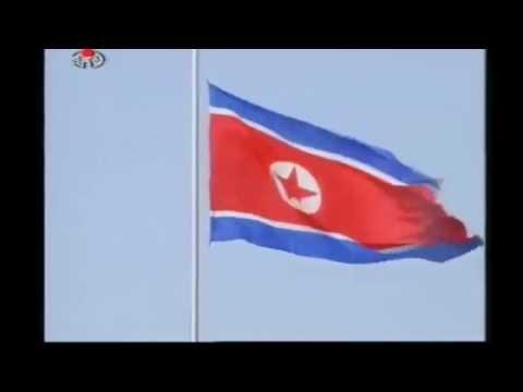 "Military Music - North Korean National Anthem - ""Aegukka"""
