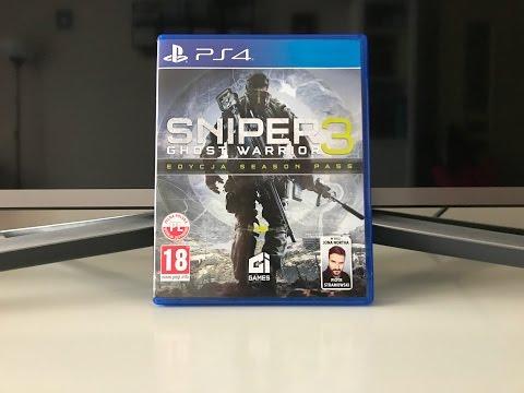 Sniper Ghost Warrior 3 - Recenzja PS4 PRO