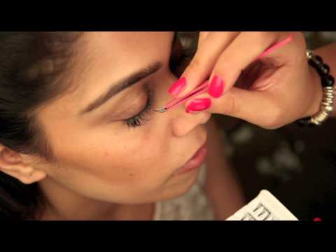 Flutter Those Lashes : Eylure Individual Lash Tutorial