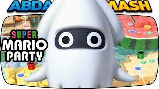 Super Mario Party -  Megafruit Paradise & SECRET BOARD! [Nintendo Switch]