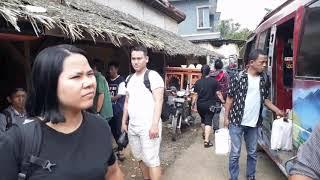 Petualang Baduy Dalam Cibeo rute Cijahe.