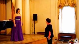Мастер-класс Т.И. Синявской 2013. Пенькова Виолетта