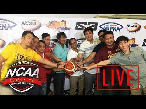 NCAA 93 Press Conference | YouTube Mobile Livestream
