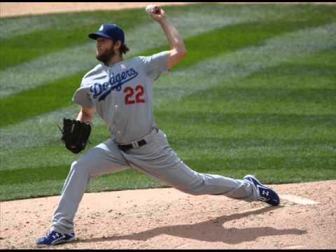 Los Angeles Dodgers, Colorado Rockies, Clayton Kershaw