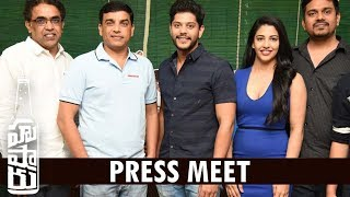 Dil Raju Press Meet About Husharu Movie Video | | Radhan, Sunny M.R., Varikuppala Yadagiri