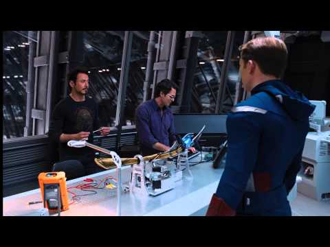 The Avengers - Last Friday Night #1