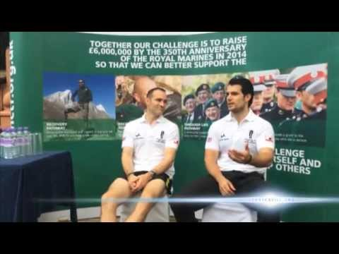 Henry Cavill - Interview in Gibraltar - How do you feel about the fans chasing you?