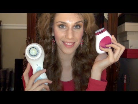 Neutrogena Wave VS Clarisonic Pro - Review & Comparison For Acne Prone Skin!