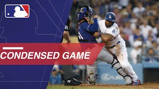 Condensed Game: TEX@LAD - 6/13/18