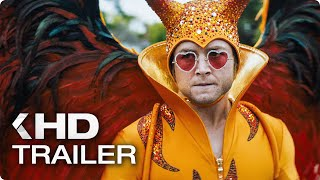 ROCKETMAN All Clips & Trailers (2019)