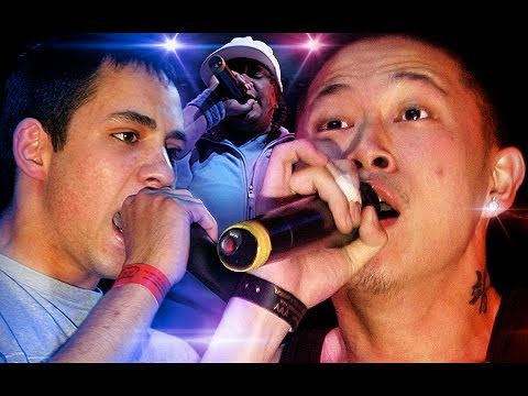 Saint vs Jin - Rap Battle @ Jin Concert [UK vs USA]