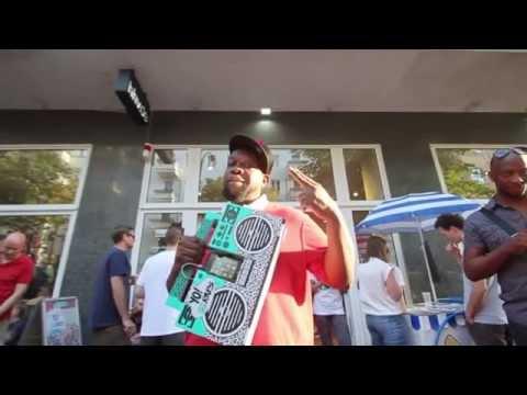 Berlin Boombox x Yo! MTV Raps x hhv.de Store Berlin