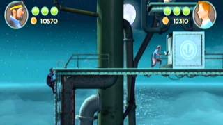 The Adventures Of TinTin : Secret Of The Unicorn (Xbox 360 Gameplay) Dan & Jay Co-Op Part 2