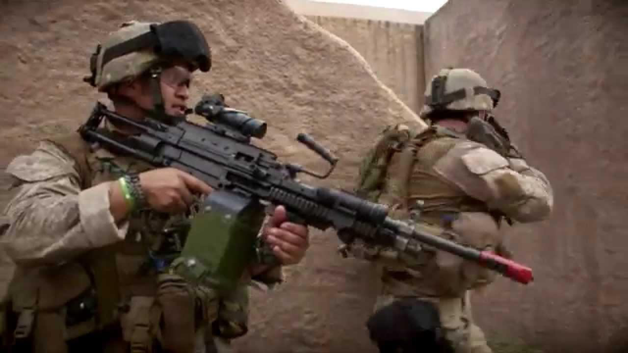 EX RIMPAC 14 - Urban Combat Training with US Marine Corps ...