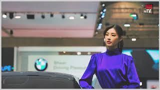 """Seoul Motor Show 2019"" BMW 청순 모델 최유진"