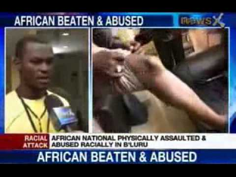 News X: African National physically assaulted racially in Bengaluru