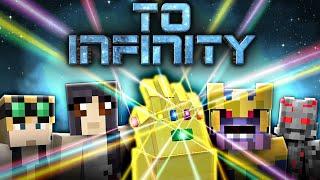 TO INFINITY - Thanos Showdown! (MINECRAFT ROLEPLAY)