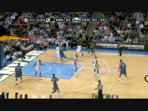 Jonny Flynn Tribute- First 20 Games In The NBA Video