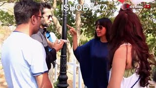 Ishqbaaaz (Ishqbaaz) Behind the scenes - Surbhi Chandna slaps Nakuul Mehta in Episode 1 | Forum 32