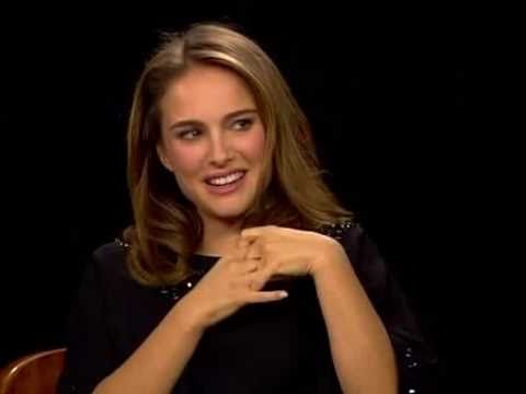 Natalie Portman & Darren Aronofsky Interview at Charlie Rose Show