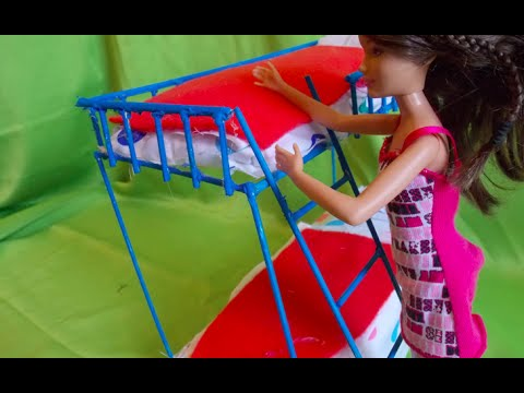 How to Make Doll Bunk Beds