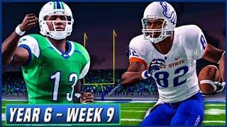 NCAA Football 14 Dynasty Year 6 - Week 9 vs Boise State | Ep.99