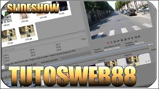 Tutorial Sony Vegas hacer SLIDESHOW rapidamente