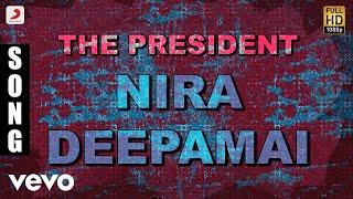 The President - Nira Deepamai Malayalam Song | Sudheesh, Manya