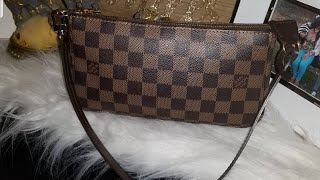 Louis Vuitton Pochette NM Discontinued Item from EBAY Review
