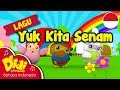 Lagu Anak-Anak Indonesia   Didi & Friends   Yuk Kita Senam